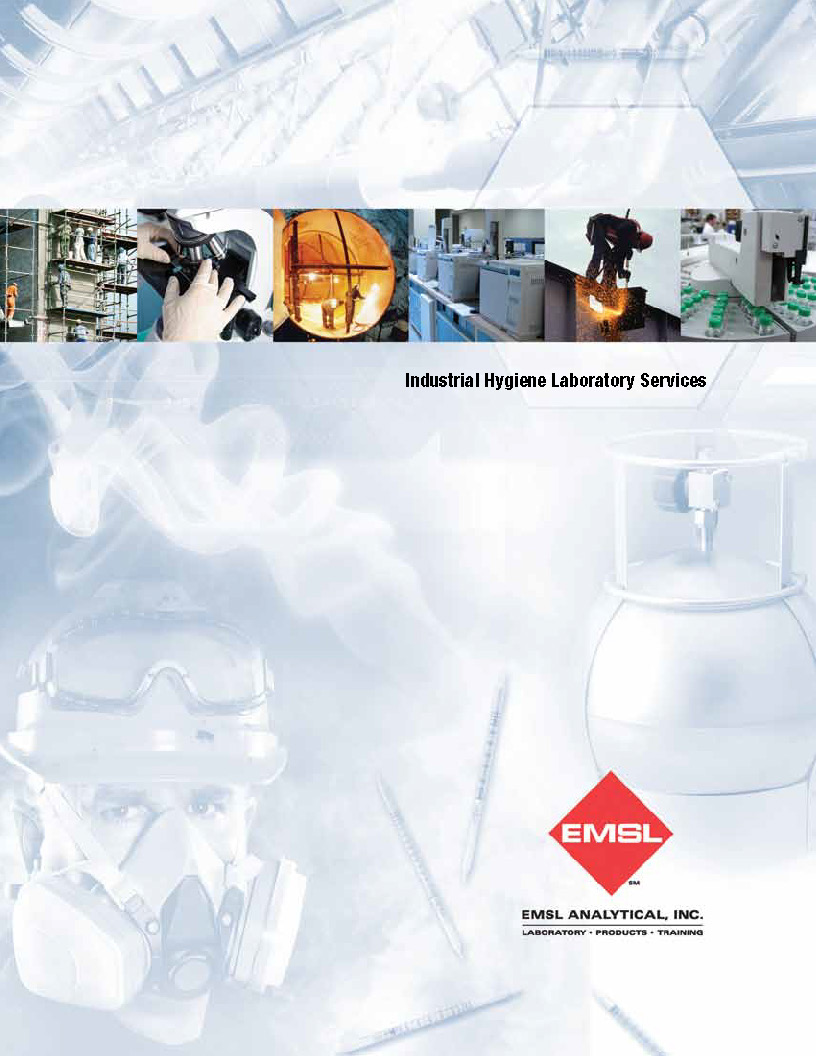 Industrial Hygiene Lab Services Guide
