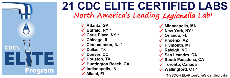 21 CDC ELITE Certified Labs