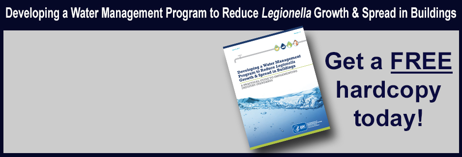 Legionella CDC Book