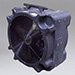 Nikro Axial fan air mover